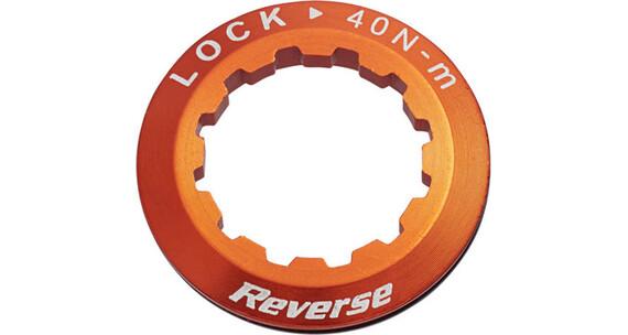 Reverse Kassetten Lockring orange